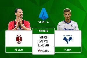 AC Milan vs Hellas Verona: Prediksi dan Link Live Streaming