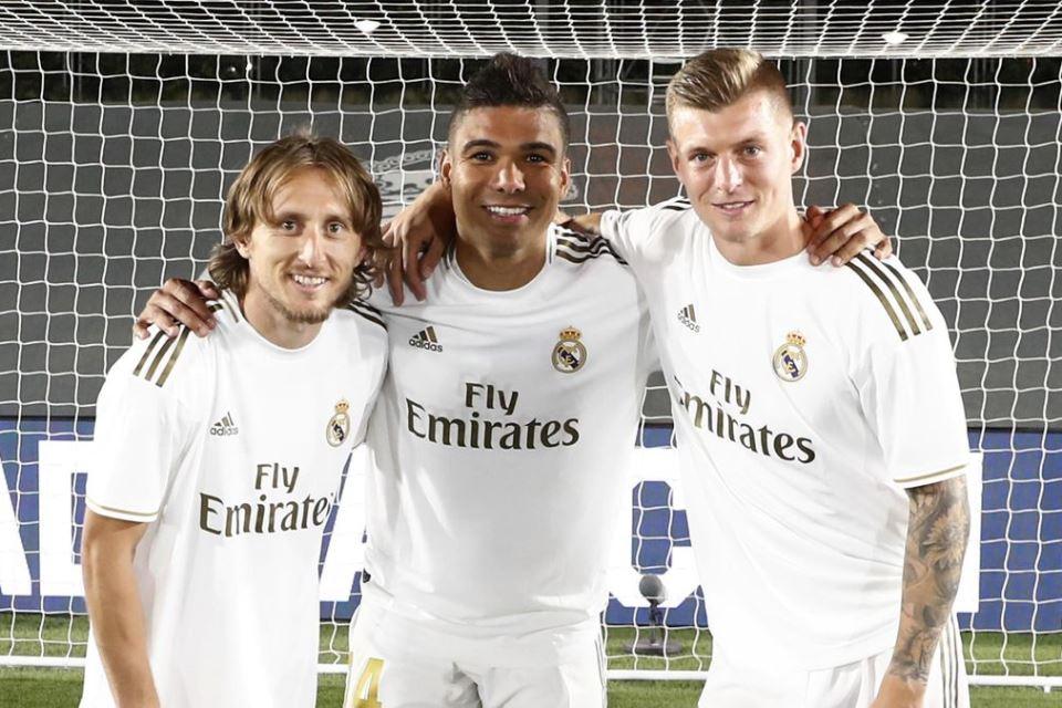 Meski Sudah Tua, Trio Maut Lini Tengah Madrid Masih Bisa Diandalkan