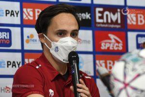 Pelatih Bhayangkara FC Masuk Bidikan Tim Kuda Hitam Inggris