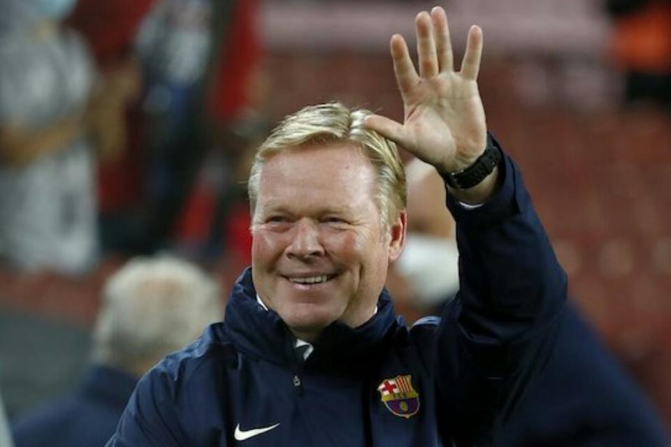Soal Performa Buruk Barcelona, Manajer Legendaris Belanda Bela Koeman