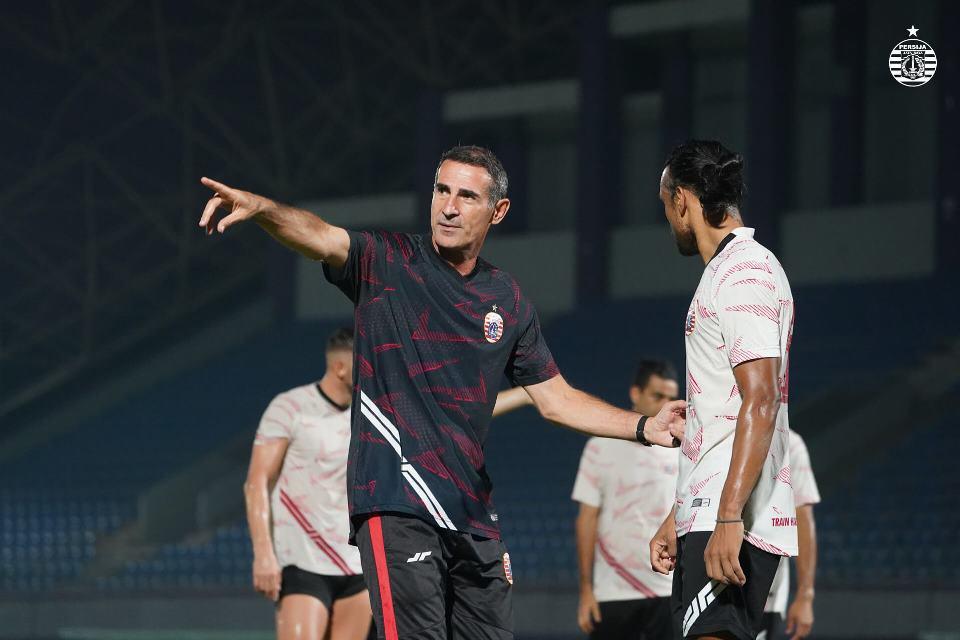 Angelo Alessio Sanjung Kualitas Pemain Muda Persija