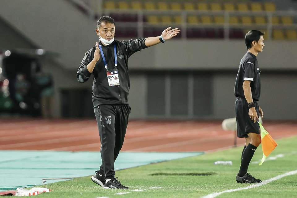 Kembali Telan Hasil Imbang, Begini Dalih Pelatih Persis