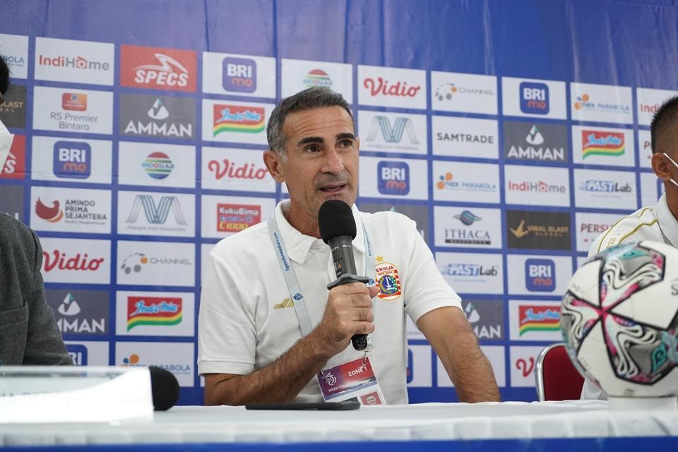 Angelo Alessio Mulai Gerah dengan Kinerja Wasit Liga 1